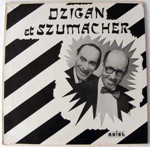 DZIGAN & SZUMACHER Arg ARIEL AP-181 LO QUE UD QUIERE LP