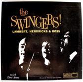 LAMBERT, HENDRICKS & ROSS w/ ZOOT SIMS Argentina LP