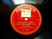 AURELIO GABRE Parlophon B.7296 ITALIAN 78rpm GIOCONDO