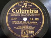 GOOSSENS & GALLIERA Columbia 8301 3x78 Set STRAUSS NM