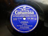 PHILIPPE GAUBERT Columbia LFX 304 COND 78rpm COPPELIA