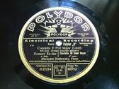 BRAILOWSKY A. piano Liszt POLYDOR 66752 12'' 78rpm