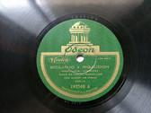 MARTA LINZ Odeon 193340 VIOLIN 78rpm SICILIANO Y RIGAUDON