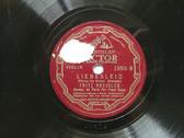 F. KREISLER Arg Scr Victrola 1950 VIOLIN 78rpm GITANA