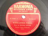 KRYGER & WARSAW DANCE ORCHESTRA Harmonia H-1045 78rpm