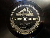RATTAY & HEINE Victor 62538 VIOLIN/CELLO 78rpm AMORE