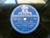 ARGENTINIAN STRING ORCH Odeon 55074 ARG FOLK 78rpm PASTORAL