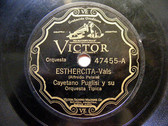 C. PUGLISI Victor 47455 TANGO 78rpm DE TI ME ENAMORE