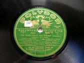 JULIUS PATZAK tenor POLYDOR 23921 78rpm STRAUSS/OFFENBA