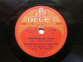 EDMUNDO ROS Decca 9146 LATIN 78rpm CUMANA