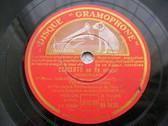 MENUHIN Gramophone 3435 VIOLIN 4x78rpm Set SCHUMANN