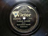 BANDA ITALIANA VESSELLA Victor 63473 ITALIAN 78rpm O SOLE MIO