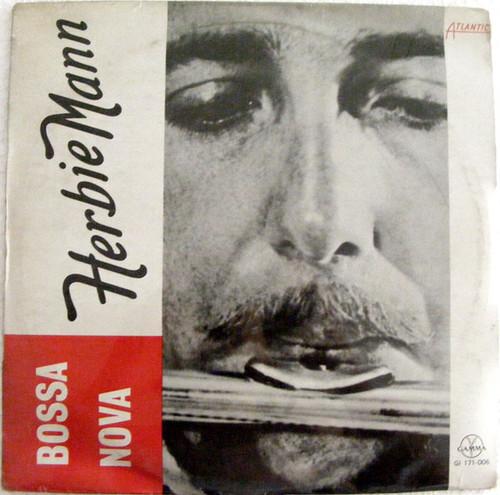 Sealed HERBIE MANN Bossa Nova GAMMA 171006 Mexico LP
