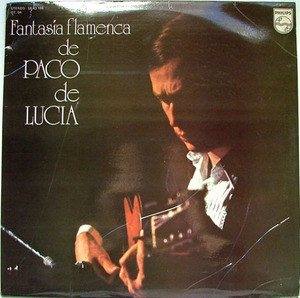 PACO DE LUCIA Fantasia Flamenca PHILIPS 5843198 LP NM-
