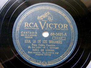 NINO DE UTRERA y NIÑO POSADAS Victor 68-0621 ASI RIE LA GUAJIRA