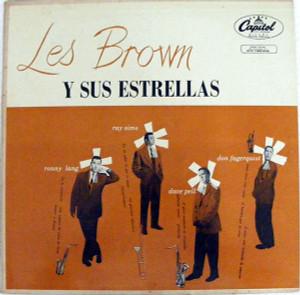 LES BROWN Y Sus Estrellas CAPITOL 659 JAZZ Arg LP