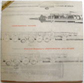 """HOWARD RUMSEY LIGHTHOUSE Vol.4 CONTEMPORARY 2510 10"""" LP"""