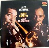 HACKETT & TEAGARDEN Jazz Ultimate CAPITOL T-933 Arg LP