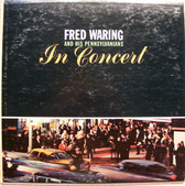 FRED WARING & In Concert REPRISE R-6148 PROMO Mono LP USA 1965
