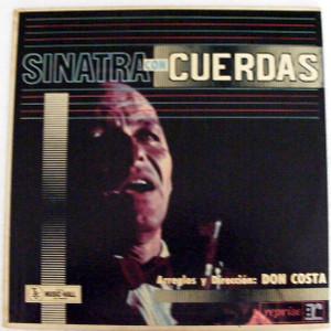 FRANK SINATRA Con cuerdas REPRISE 12228 Argentina LP
