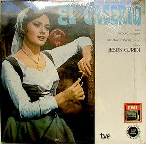 EL CASERIO Spanish Lirycal ODEON 138-020196 2xLP Set