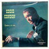 EDDIE CONDON Condon A La Carte COMMODORE FL-30010 LP