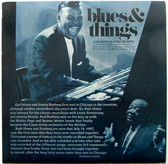 EARL HINES & RUSHING Blues & Things MJR 20114 Argent LP