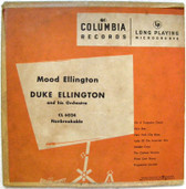 "DUKE ELLINGTON Mood Ellington COLUMBIA CL6024 10"" LP"