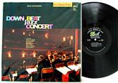 DOWN BEAT JAZZ CONCERT Dot DLP-9003 MONO COLOMBIA LP Various Artist