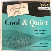 DAVIS, TRISTANO, DE FRANCO Cool & Quiet CAPITOL H371 LP