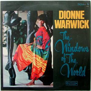 D. WARWICK The windows of the world TROVA 563 Arg LP