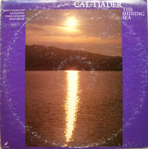 CAL TJADER The Shining Sea CONCORD CJ-159 JAZZ LP NM-