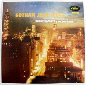 BOBY HACKETT Gothan jazz Escene CAPITOL T-857 Arg LP NM