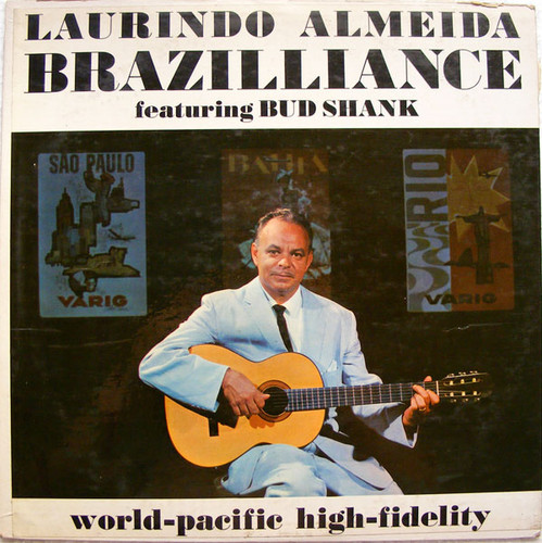 ALMEIDA & SHANK Brazilliance WORLD PACIFIC WP-1412 NM/EX