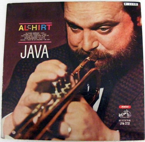 AL HIRT Java RCA VICTOR LPM-2733 JAzZ Argentina LP NM