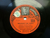 CHEVALIER & LEGRAND Harmonic 20724 FRENCH 78rpm