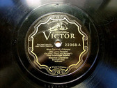 MAURICE CHEVALIER Scr VICTOR 22368 78rpm MON COCKTAIL D'AMOUR