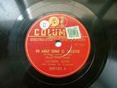LUCIENNE BOYER Arg COLUMBIA 291120 FRANCE 78rpm MUCHO