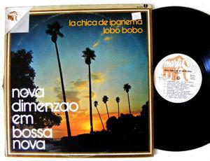 NOVA DIMENZAO EM BOSSA NOVAVol.1 MARFIL M-010 MEXICO LP EX