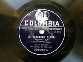 TINO ROSSI Arg COLUMBIA 292062 FRENCH 78rpm HAY AMOR