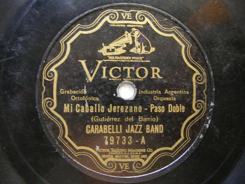 ADOLFO CARABELLI Victor 79733 TANGO 78 MI CABALLO JEREZANO / COSA FAI MORETTINA