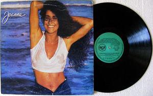 JOANNA Rca 80081 BRAZILIAN SEXY COVER LP 1991