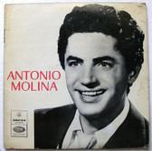 ANTONIO MOLINA Odeon LDB-73 ARGENTINA MONO LP 1967