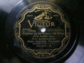 BASILE KIBALCHICH Russian Chorus VICTOR 20309 78 SONG OF THE VOLGA BOATMEN