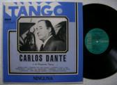 CARLOS DANTE Ninguna RCA Camden 3512 TANGO ARG PROMO LP 1980