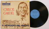CARLOS GARDEL El Morocho Del Abasto ODEON Argentina LP