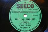 DAMIRON Seeco 9031 LATIN 78 TROPICAL RHAPSODY / PARA VIGO ME VOY