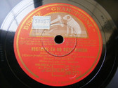 GREGOR PIATIGORSKY Gramophone  2271 PIANO 78 CHOPIN Nocturne / TCHAIKOVSKY Roman