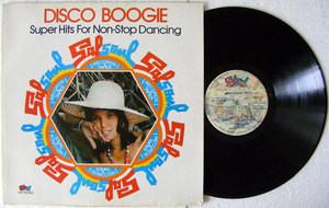 DISCO BOOGIE Vol 1 SALSOUL 80006 Argentina LP 1978