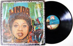 LINDA LEIDA Con Sabor A Montuno SAR 1005 Usa GUAGUANCO LP 1980